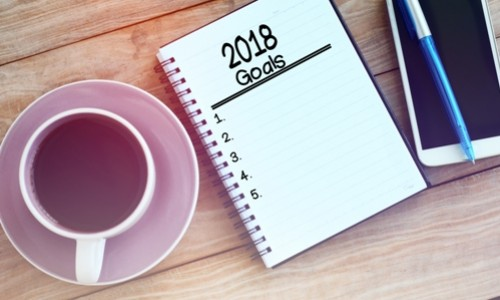 Set your business goals for the New Year and plan to achieve them